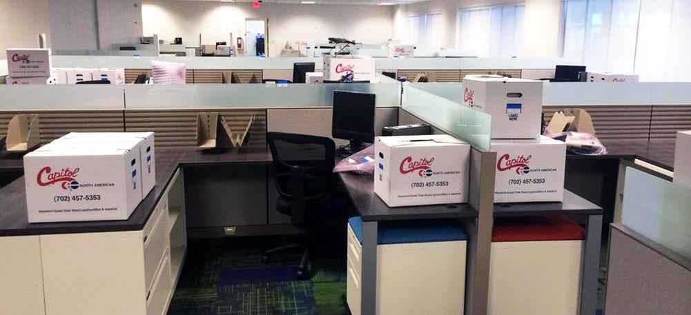 Las Vegas office moving