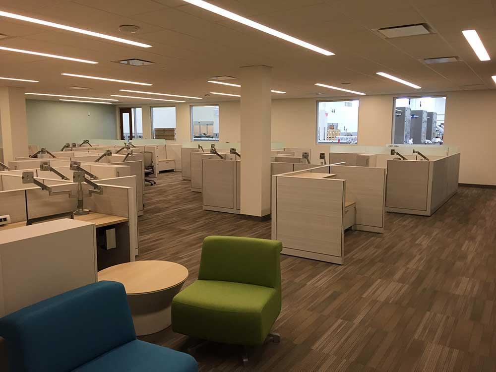 office installation Las Vegas