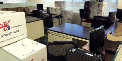 office movers Las Vegas