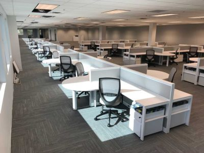 las vegas office installation